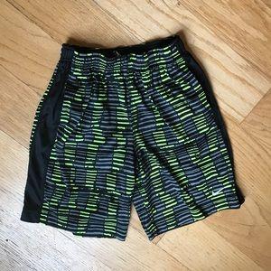 Nike Black/yellow Shorts
